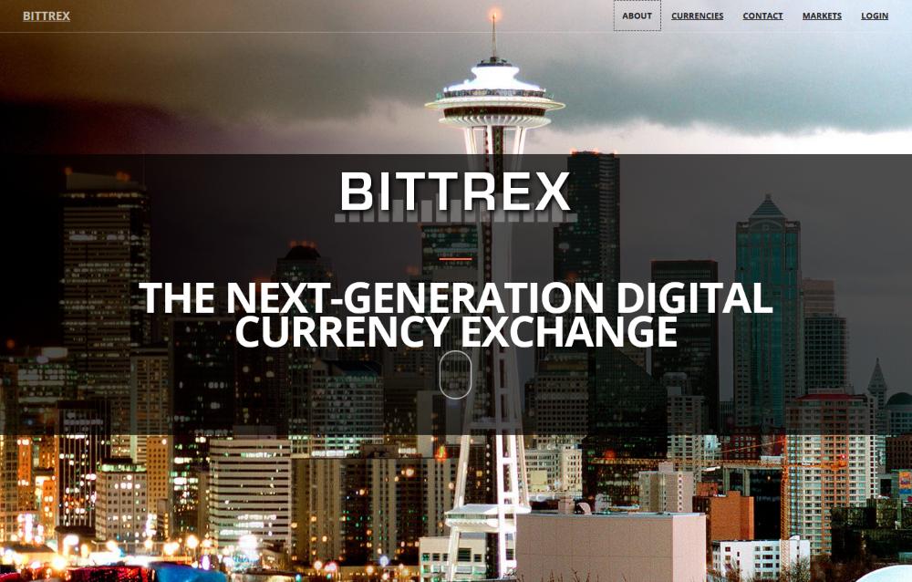 Bittrexとは?登録方法や手数料・評判など